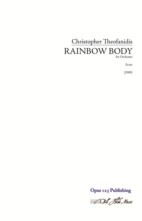 Rainbow Body